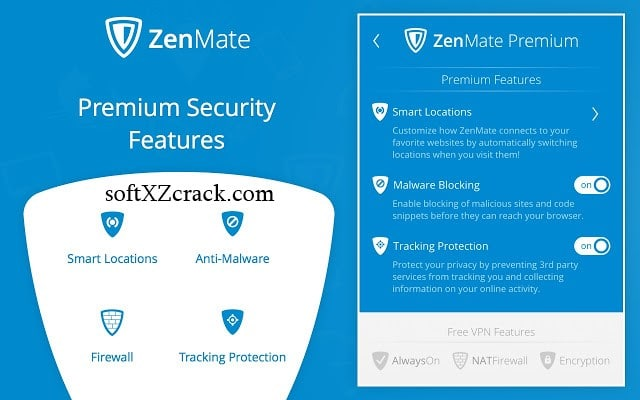 ZenMate VPN key